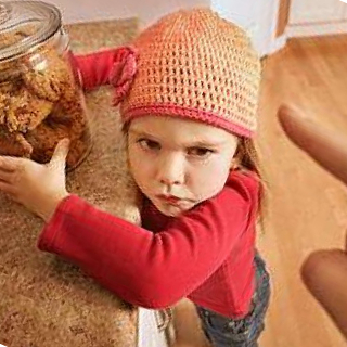 Степень раздражения на ребенка