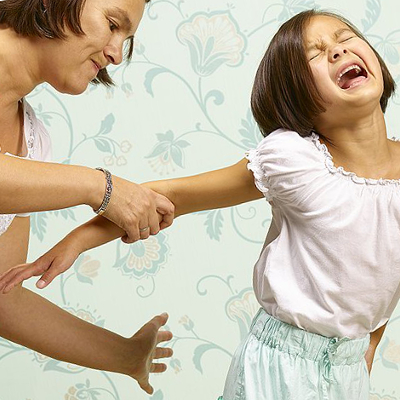 Тяжело справиться с ребенком