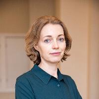 Психолог Юлия Захарова