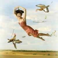 О чем сны когда снится, что ты летаешь