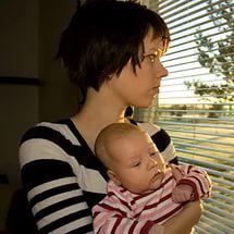 Как появляется депрессия после родов