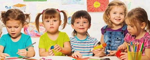 Раннее развитие детей – плюсы и минусы