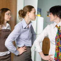 Конфликты при травле на работе