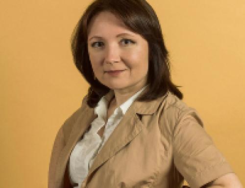 Психолог Ольга Юканова