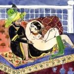 Чтение литературы при попытках разнообразить секс