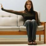 Реакции при избавлении от страха отказа