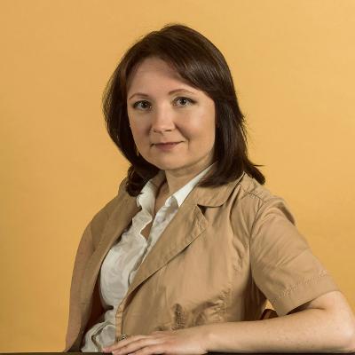 Психолог Ольга Репина