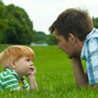 Роль отца в психическом развитии ребёнка