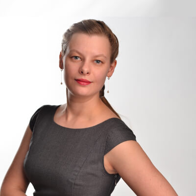 Психолог Янина Золотова